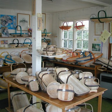 Profile picture of Robin Tuppen - Thomas Smith's Trug Shop