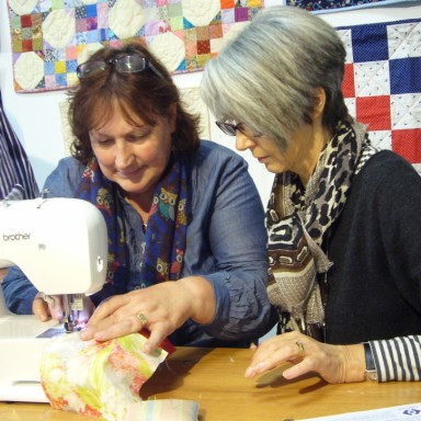 Profile picture of The Quilters' Guild