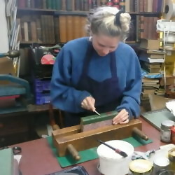 Profile picture of Rushlow Bookbinding