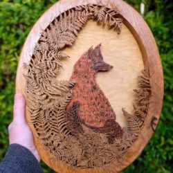 Profile picture of Fiona Kingdon - Artist in Wood