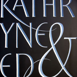 Profile picture of Ruth Martindale Letter Carving