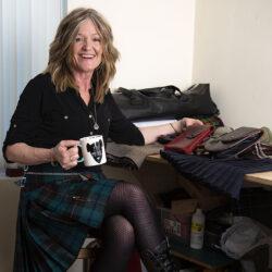 Profile picture of Paula Duncan Bespoke Kilt Making